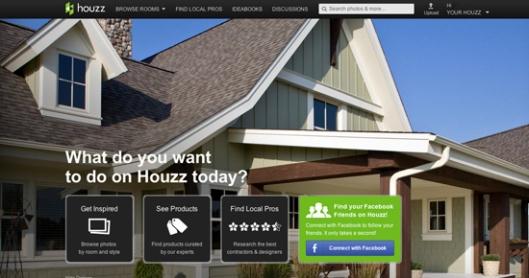 houzz-web-app
