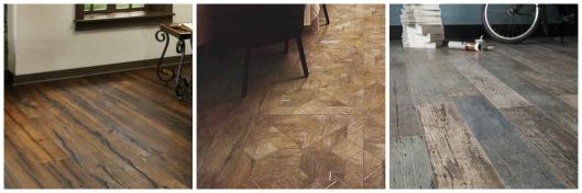 Flooring Trio